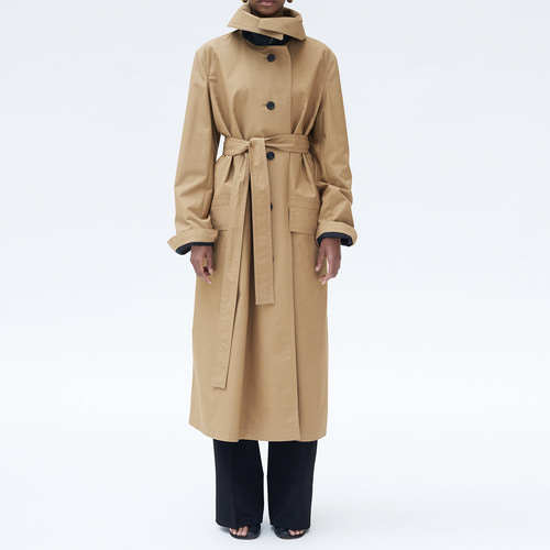 NEW CEL HIGHNECK TRENCH