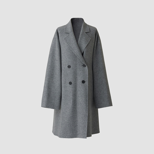 DOUBLE HANDMADE COAT