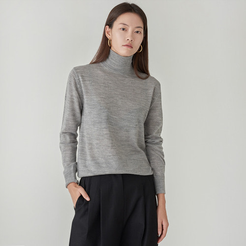 PURE MERINO WOOL KNIT