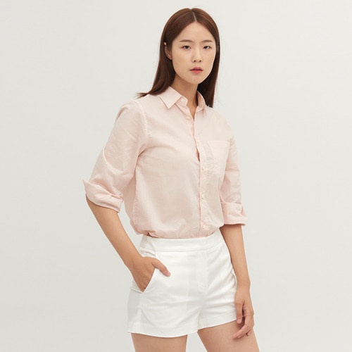 Short vichi shirt