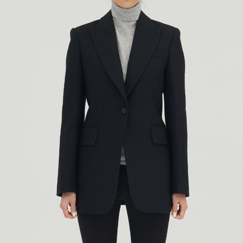Els slim wool Jacket