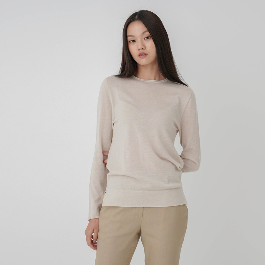 Essential Cashmere Sweater