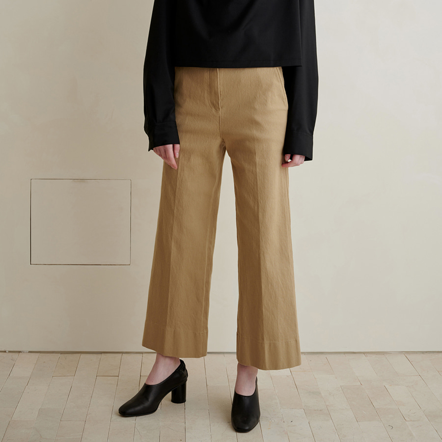 Cracker cotton pants