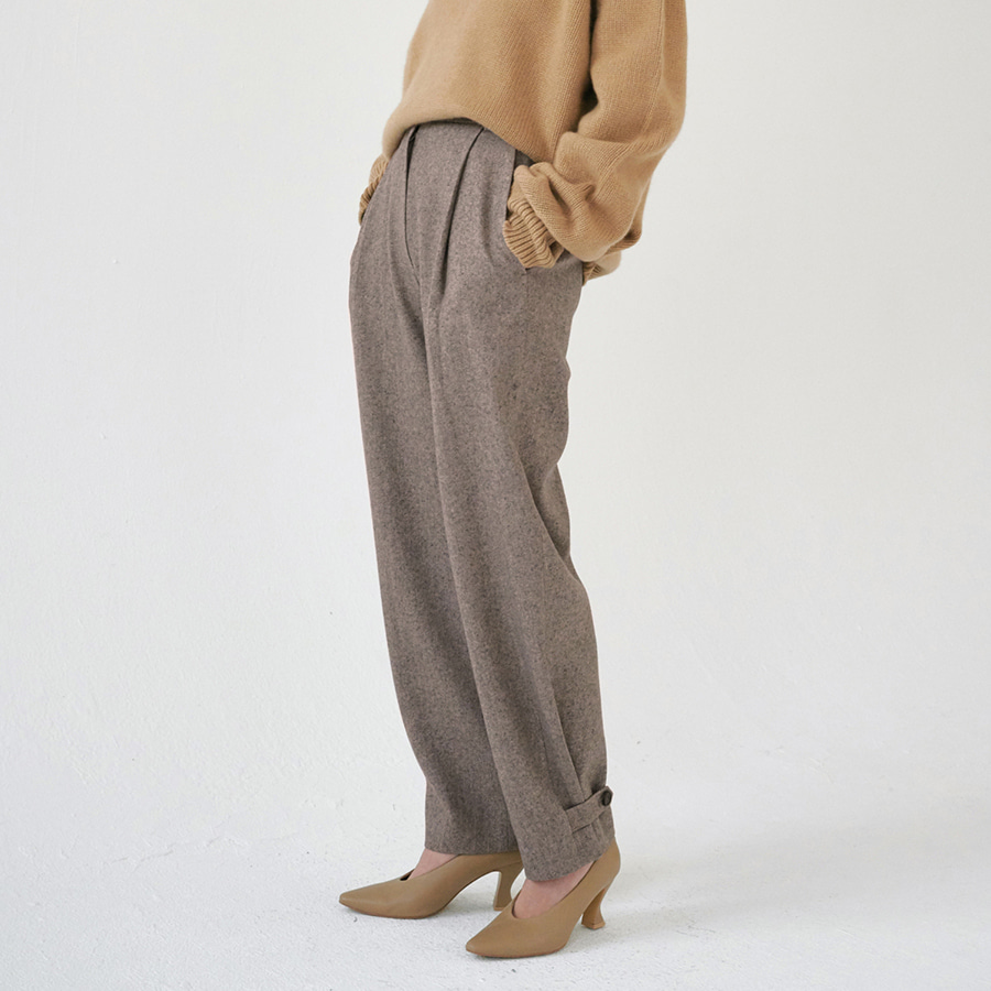 Rance tuck Trousers
